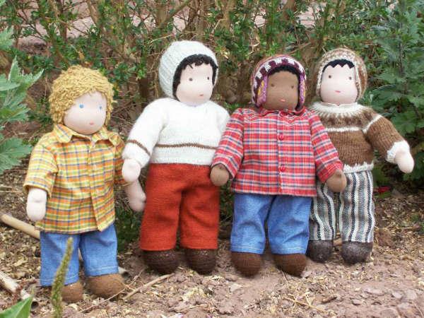 New Q'ewar Dolls